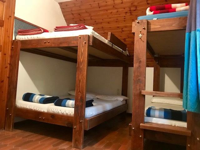 Bedroom 2 beds -   habita  interiors